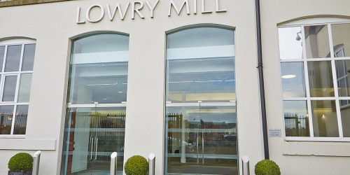 Lowry Mill, Salford