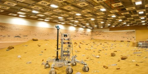 Mars Rover Project Stevenage